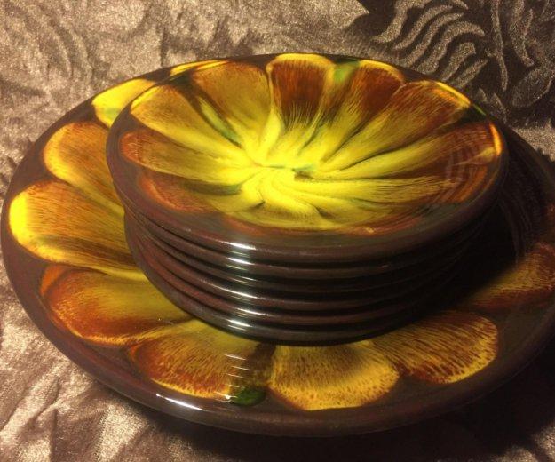Набор тарелок. Фото 2. Тула.