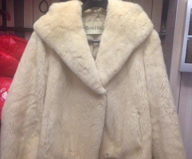 Куртка , белая норка.. Фото 2. Казань.