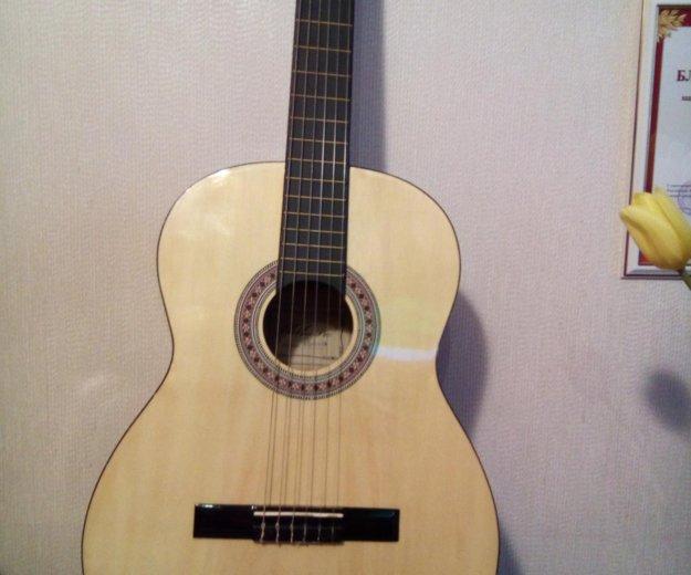 Гитара шестиструнная, фирма pril peo. Фото 1. Москва.