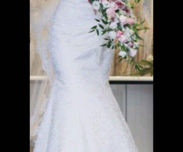 Потрясающее свадебное платье. Фото 2. Самара.
