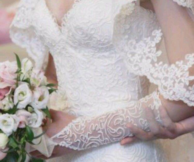 Потрясающее свадебное платье. Фото 3. Самара.