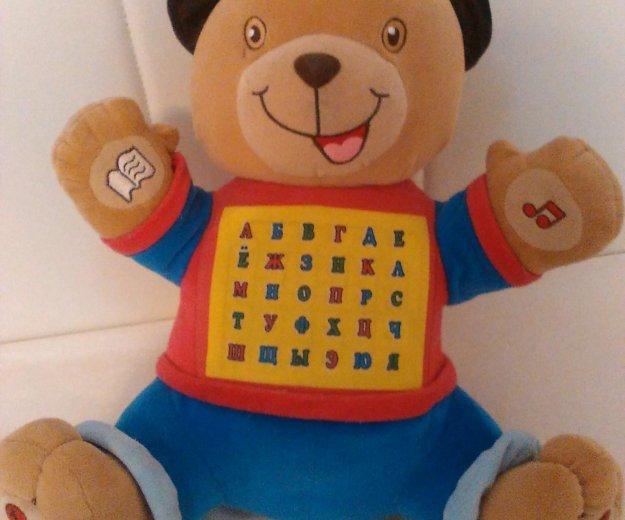 Говорящий медвежонок. развивающая игрушка. Фото 1. Екатеринбург.