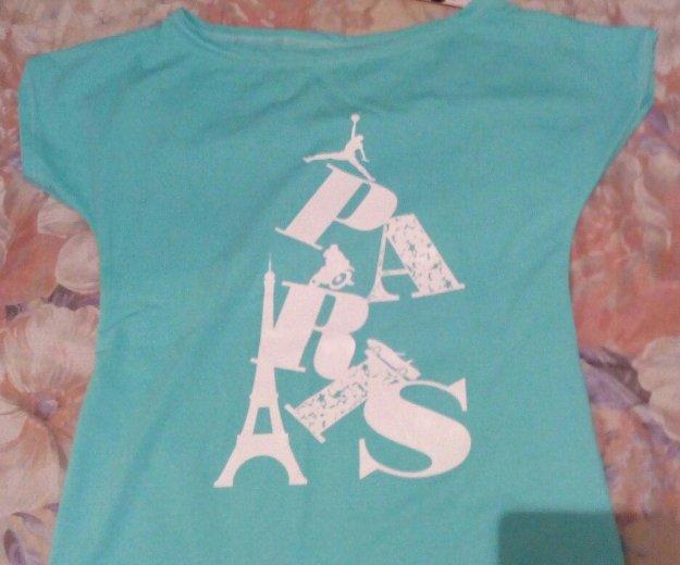 Новые футболки. Фото 1. Калининец.