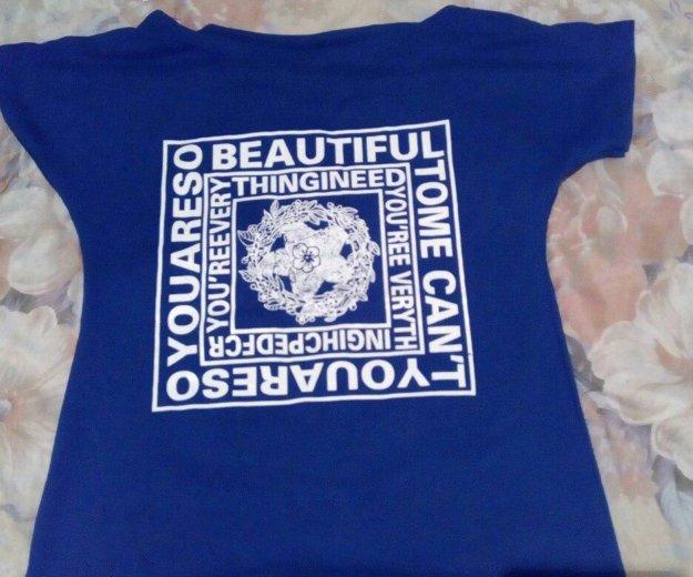 Новые футболки. Фото 2. Калининец.