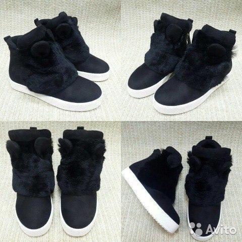 Зимние ботинки. Фото 3. Краснодар.
