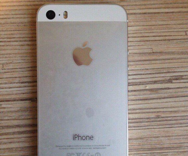 Iphone 5s 16g. Фото 2. Дмитров.