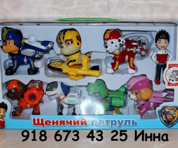 """Набор """"щенячий патруль"""". Фото 1. Новороссийск."""