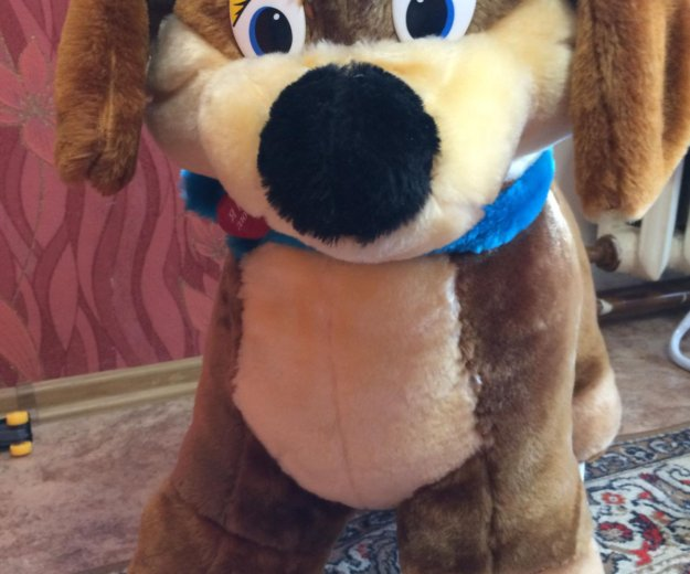 Собака-качалка. Фото 1. Ангарск.