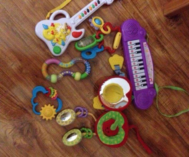 Развивающие игрушки почти новые. Фото 1. Краснодар.