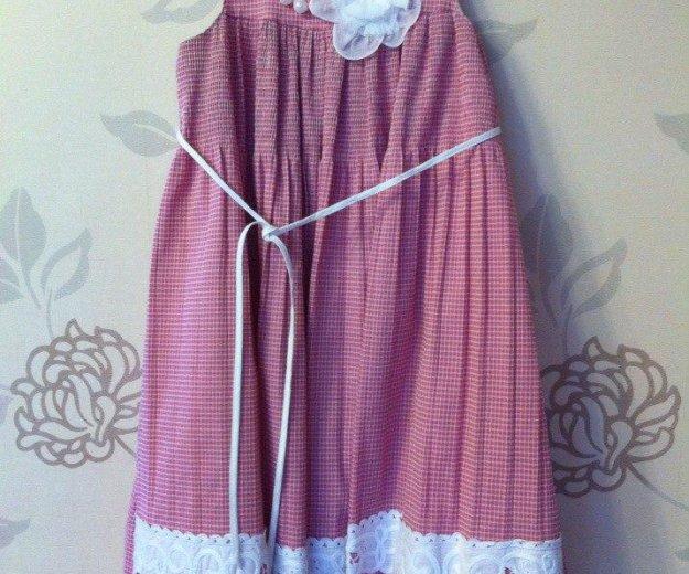 Платье для девочки. Фото 1. Петрозаводск.