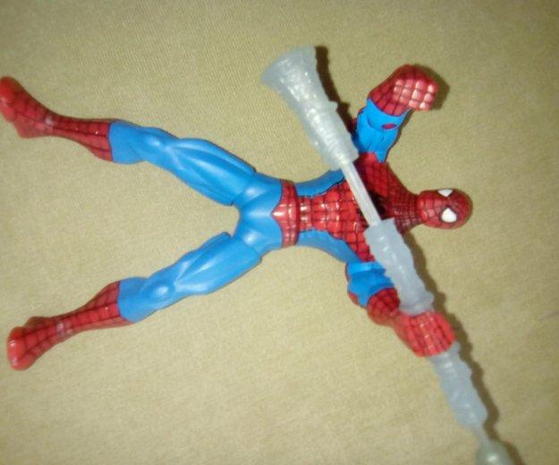Игрушка человек паук. Фото 1. Артем.
