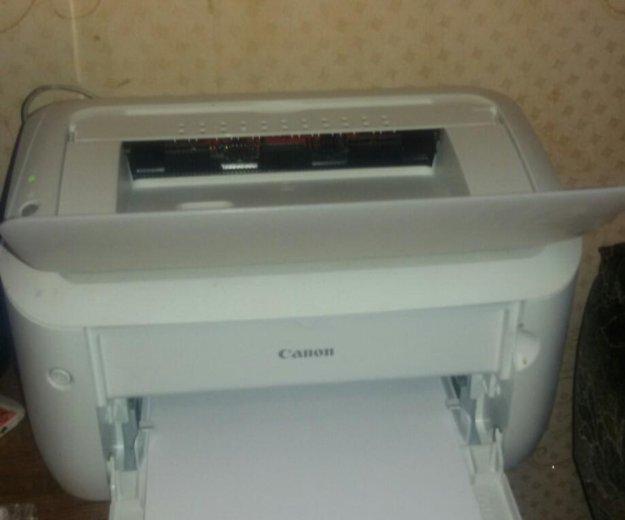 Принтер лазерный canon 6000. Фото 1. Пермь.