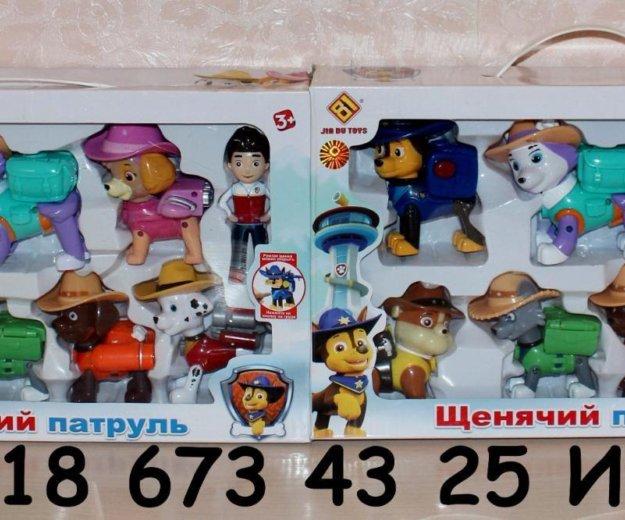 """Набор """"щенячий патруль"""". Фото 2. Новороссийск."""