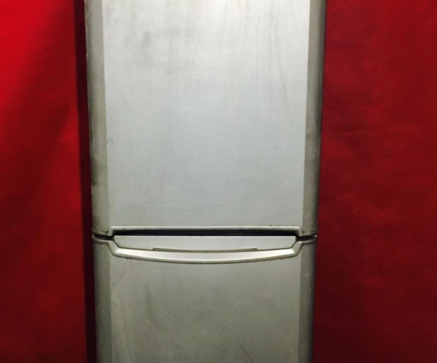 Холодильник индезит бу. Фото 1. Москва.