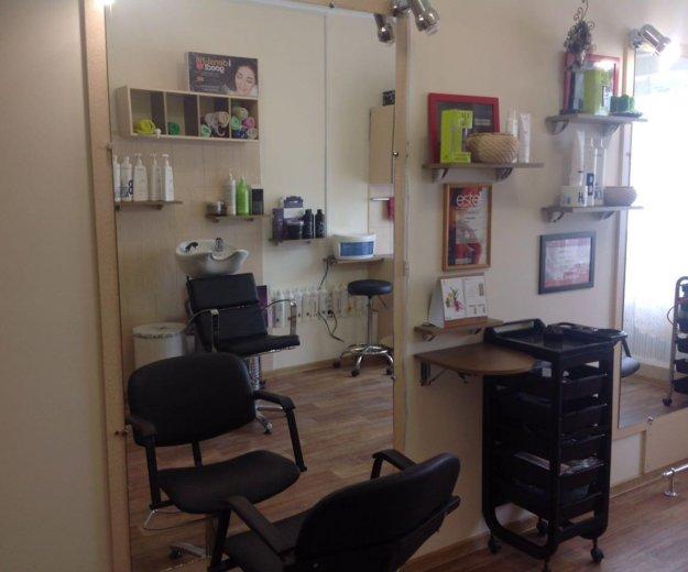 Мебель для парикмахерских. Фото 1. Старощербиновская.