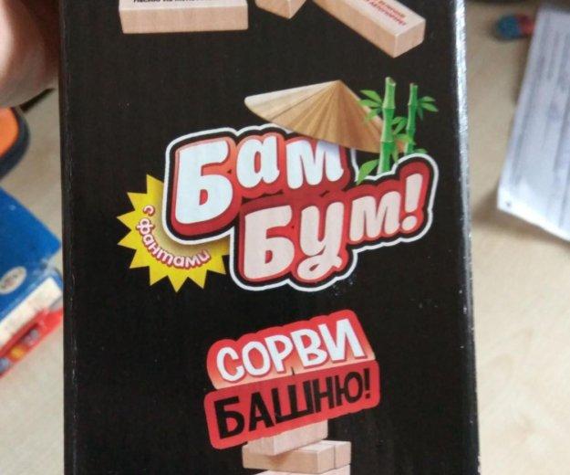Настольная игра башня. Фото 1. Москва.