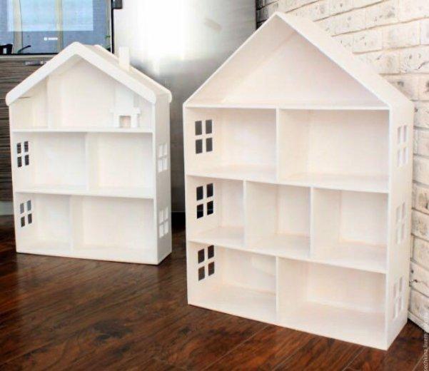 Домик для игрушек изготовление. Фото 1. Тюмень.