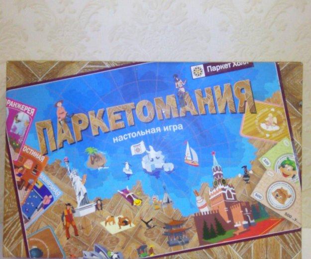 Паркетомания. Фото 1. Новосибирск.