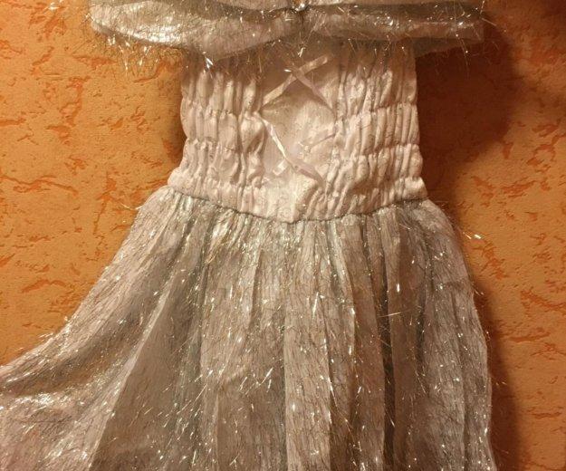Новогодний костюм  снежинки. Фото 1. Волгоград.