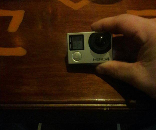 Камера go pro hero4 silver. Фото 1. Советск.