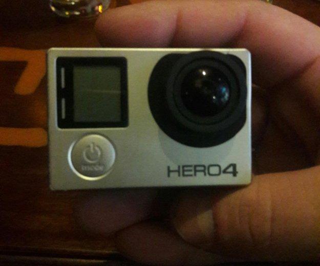 Камера go pro hero4 silver. Фото 3. Советск.