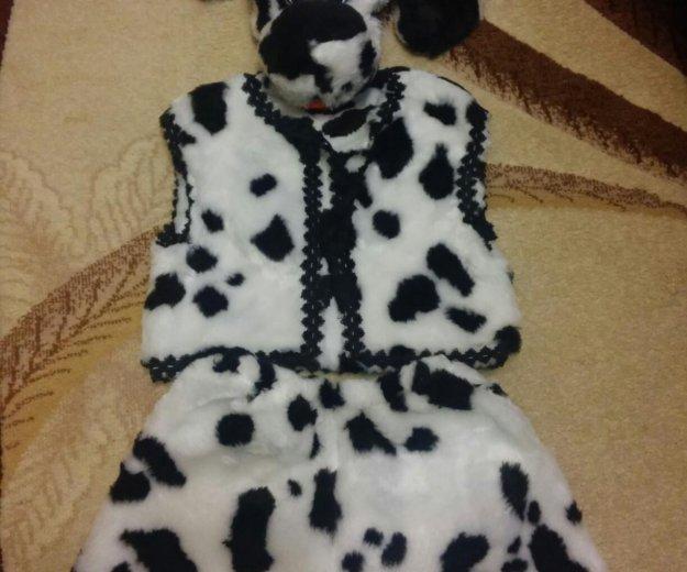Костюм карнавальный-далматинец. Фото 1. Красноармейск.