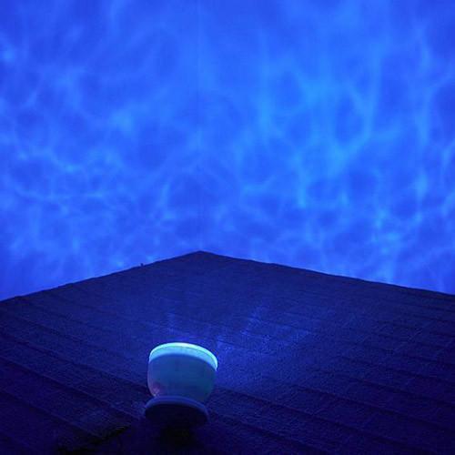 Акустический проектор волн океана голубая лагуна. Фото 2. Москва.