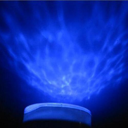 Акустический проектор волн океана голубая лагуна. Фото 3. Москва.