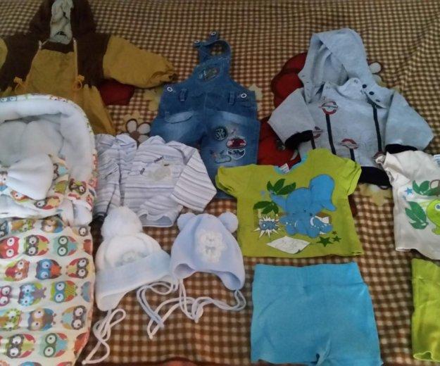 Детские вещи. Фото 1. Южно-Сахалинск.