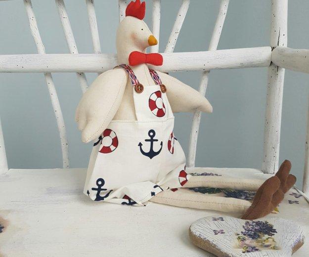 Интерьерная кукла ручной работы. Фото 1. Сочи.