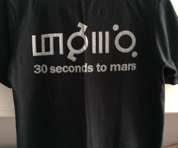 Футболка 30 seconds to mars. Фото 2. Новосибирск.