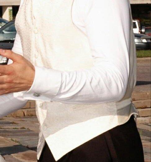 Свадебный костюм. Фото 3. Зеленоград.