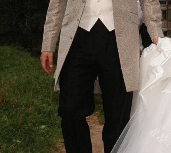 Свадебный костюм. Фото 4. Зеленоград.