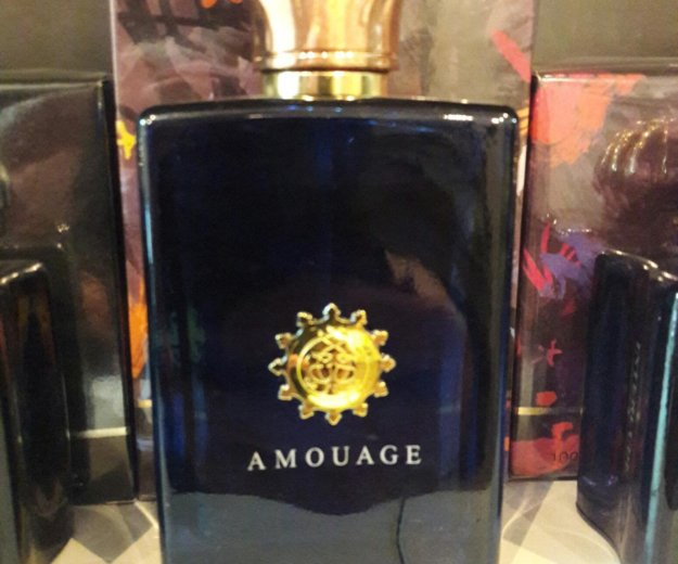 Interlude amouage. Фото 1. Краснодар.