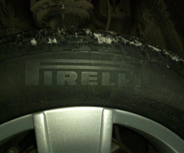 """""""pirelli"""" зимняя резина (от салона до дома). Фото 3. Зарайск."""