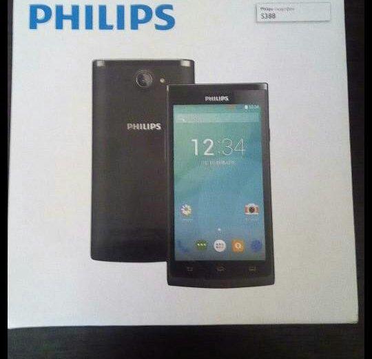 Телефон новый филипс. Фото 2. Новоуральск.
