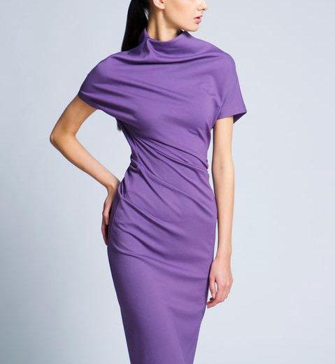 Платье трикотаж. Фото 1. Москва.