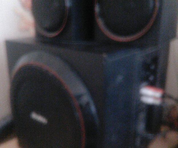 Акустическая система 2.1. Фото 1. Ангарск.