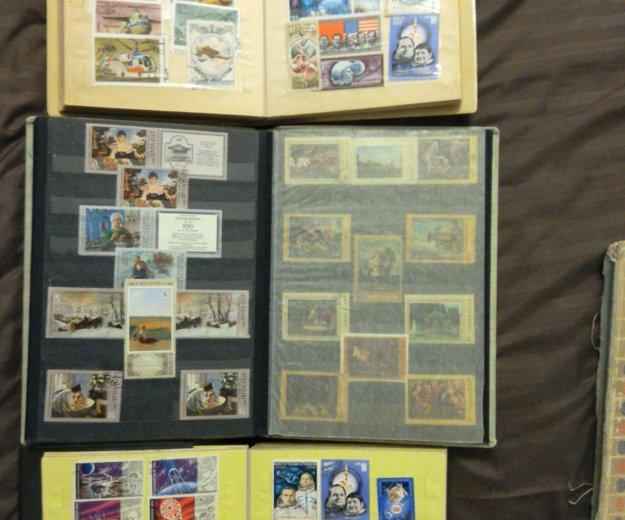 Коллекция марок. Фото 1. Москва.