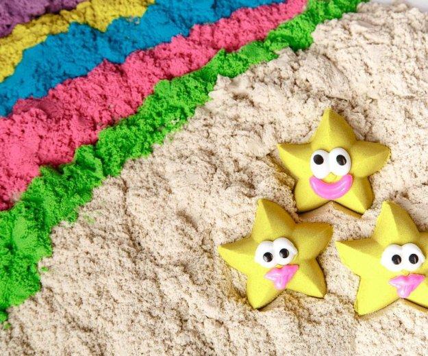 Космический песок, магазин. песочница формы песок. Фото 2. Тюмень.
