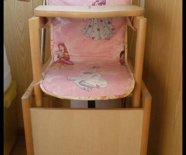 Столик детский. Фото 1. Хабаровск.
