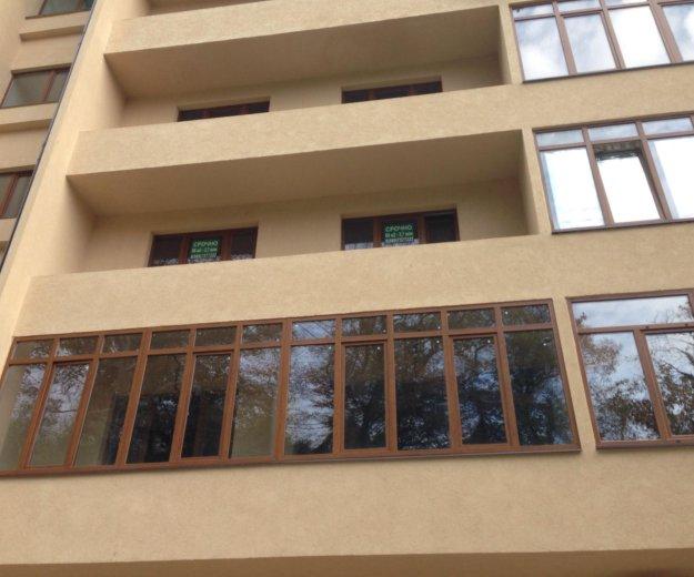Квартира 66 м2 (2 балкона). Фото 2. Высокое.