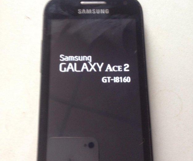 Samsung galaxy ace2. Фото 3. Красноярск.