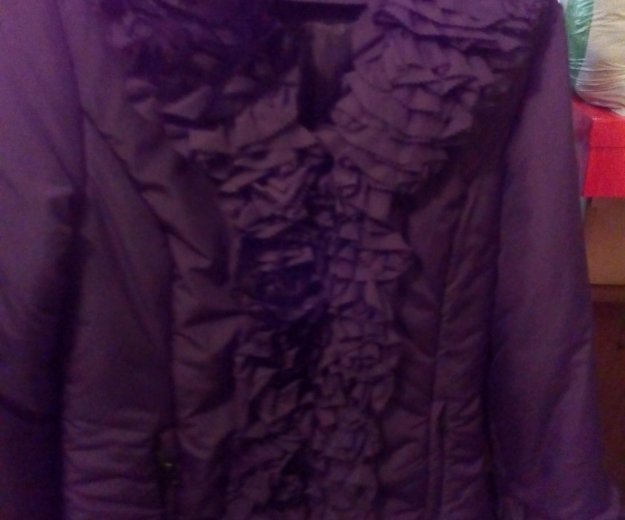 Куртка импортного производства. Фото 1. Екатеринбург.