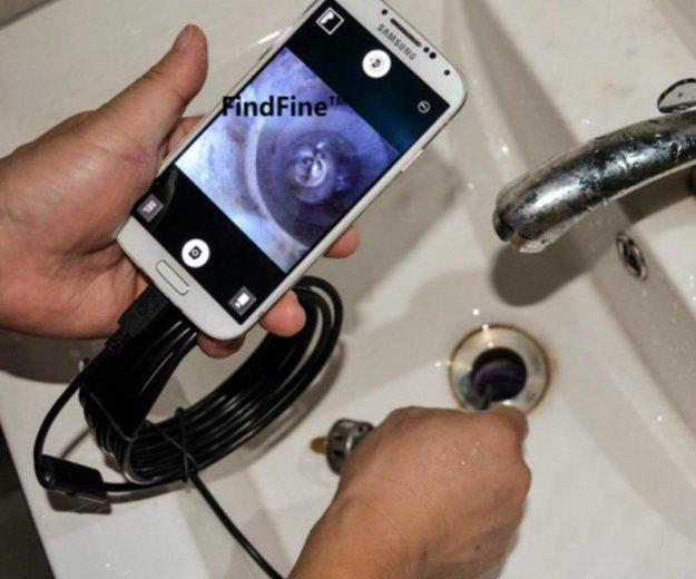 """""""новые! """" эндоскоп водонепроницаемый (ост 1штука). Фото 1. Махачкала."""