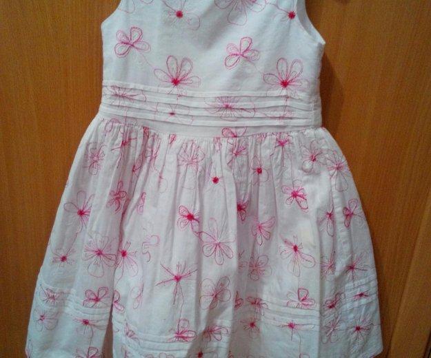 Платье на 2-4 года. Фото 1. Пермь.