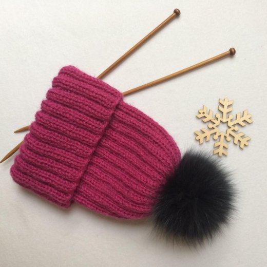 Ручная вязка. шапка. вязание на заказ. Фото 1. Бор.
