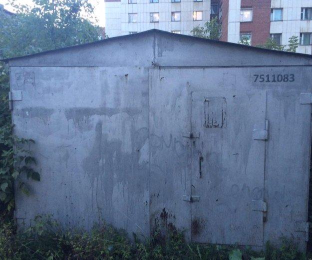 Сдам металлический гараж. Фото 2. Уфа.
