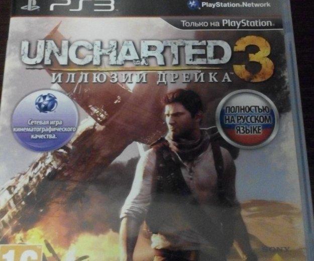 Uncharted 3. Фото 1. Киров.