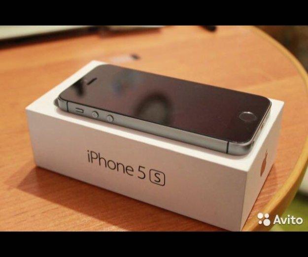 Продам или обменяю iphone 5s. Фото 1. Сызрань.